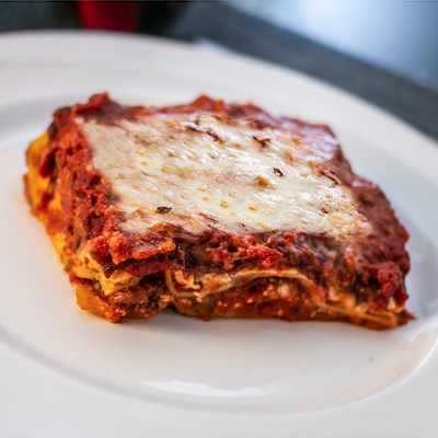 Family Style Bolognese Lasagna