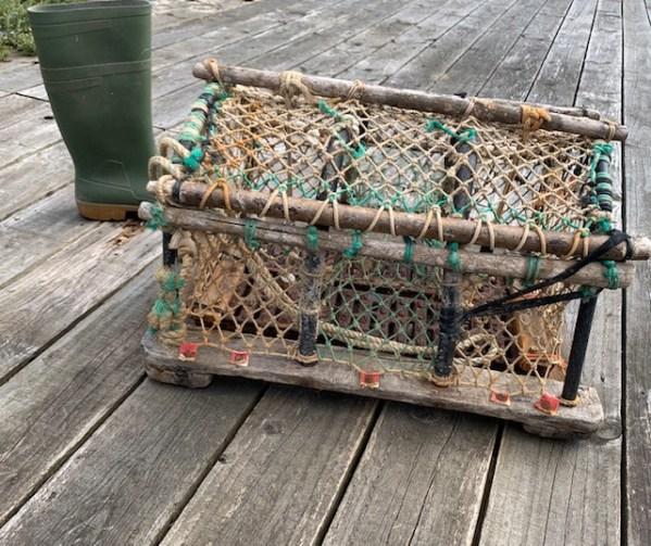 Vintage Crab Pots