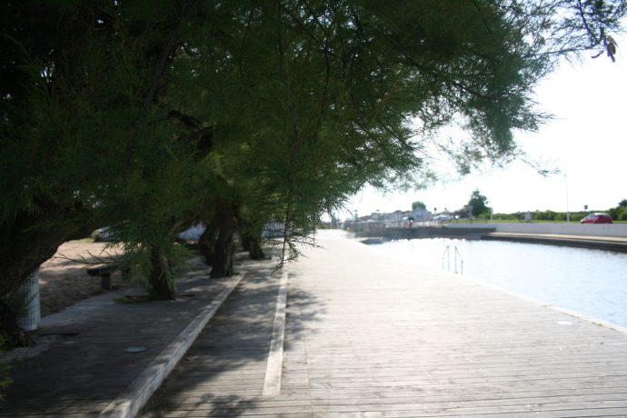 Piscine Audenge et Tamaris du bassin d'Arcachon