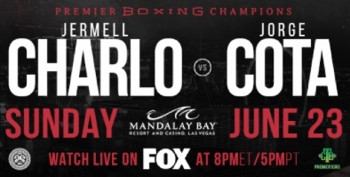 Chris Colbert Talks Upcoming Showdown on Charlo vs Cota Card