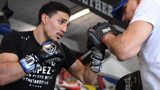 "Teofimo Lopez – ""Nobody is Going to Stand in My Way"""