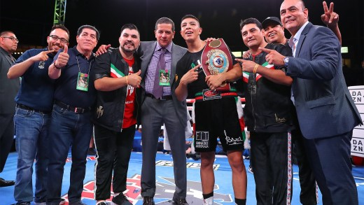 JAIME MUNGUIA DEFENDS HIS WBO WORLD TITLE FOR A FIFTH TIME BY STOPPING PATRICK ALLOTEY
