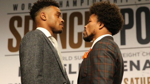 ERROL SPENCE JR vs SHAWN PORTER FINAL PRESS CONFERENCE