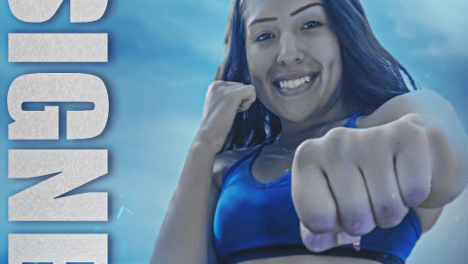 TOP FEMALE AMATEUR STANDOUT ISAMARY AQUINO TURNS PROFESSIONAL,<br>SIGNS WITH PETER KAHN