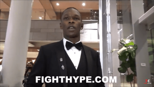 ISRAEL ADESANYA ON BOXING VS MMA & TYSON VS JONES JR.