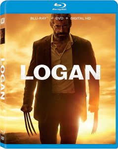 Logan DVD/Blu-Ray