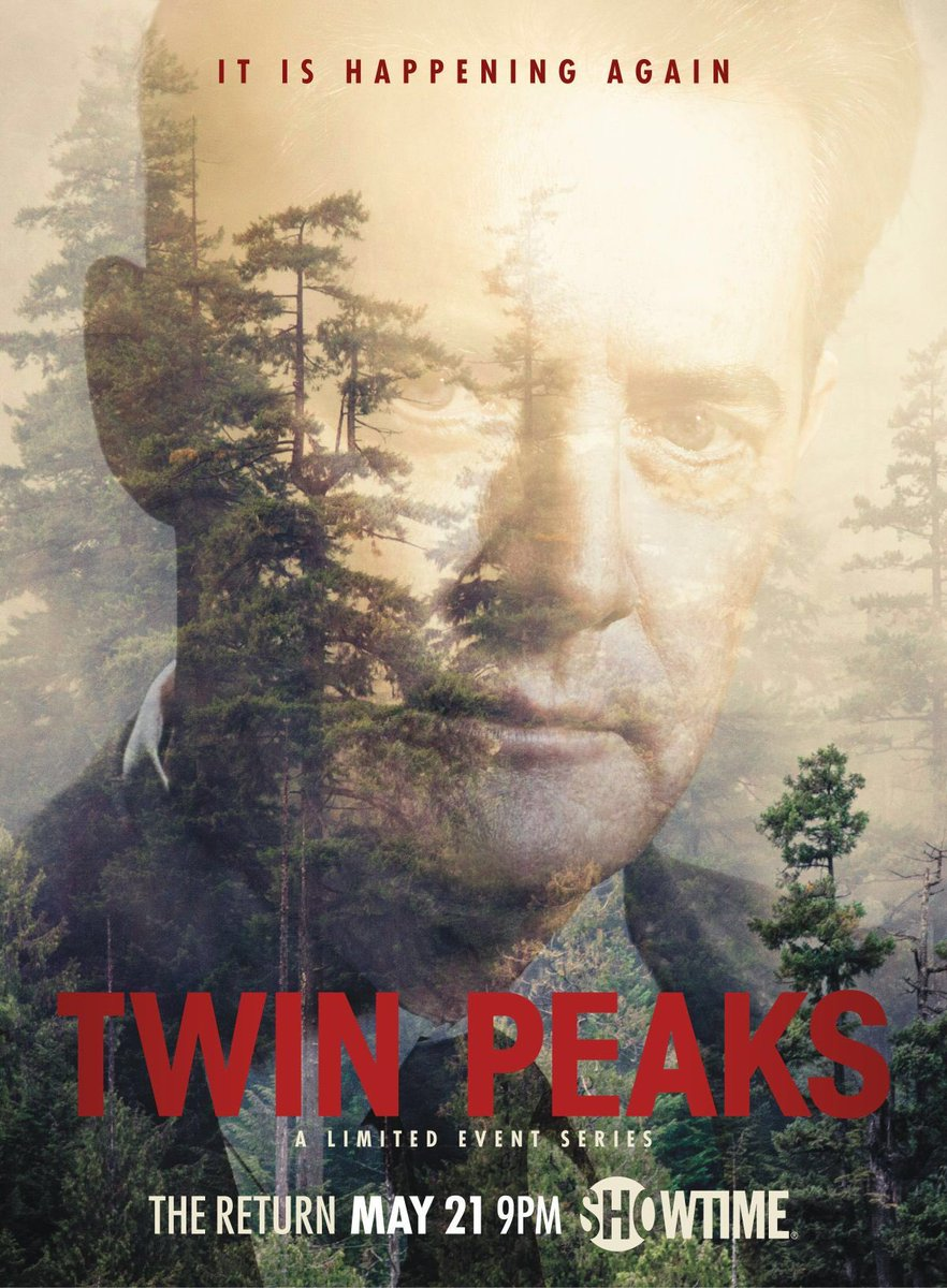 Twin Peaks Return Marathon, Twin Peaks: The Return, Showtime