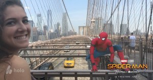 Holo, Spider-Man