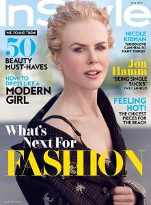 Nicole Kidman Instyle Magazine
