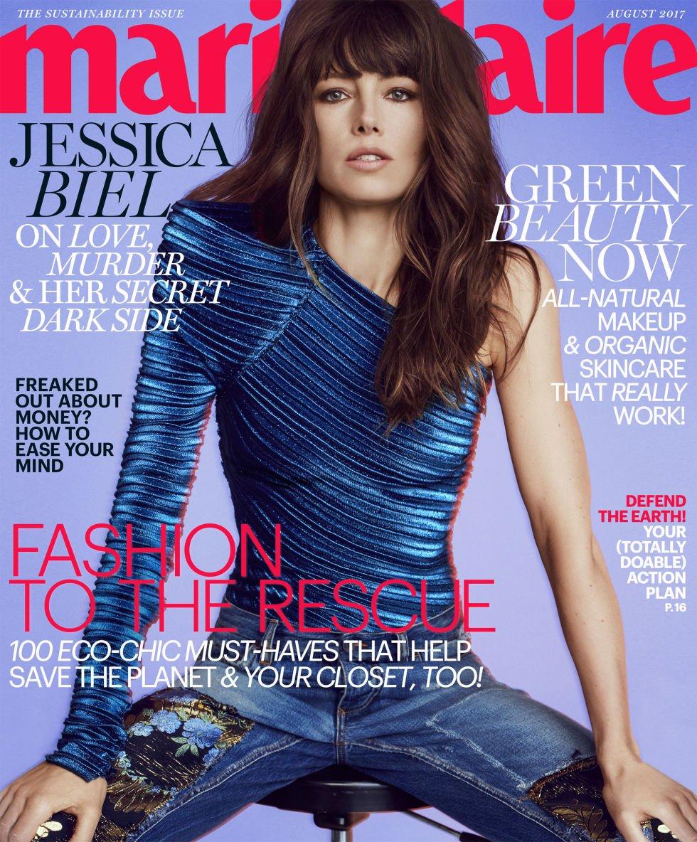 Jessica Biel, Marie Claire