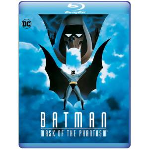 Batman, Mask of the Phantasm, Blu-Ray
