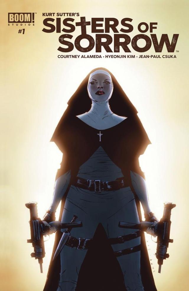 Comic Books 2017, Sisters of Sorrow #1, BOOM! Studios, Kurt Sutter