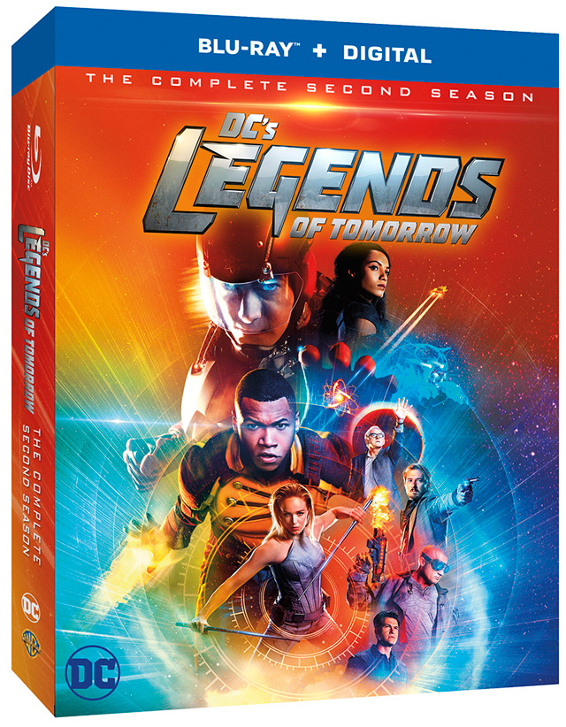Legends of Tomorrow, Season 2, DVD