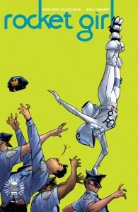 Rocket Girl, Image Comics