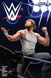 WWE #8, BOOM! Studios