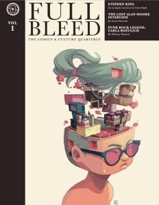 Full Bleed, IDW, IDW Publishing,