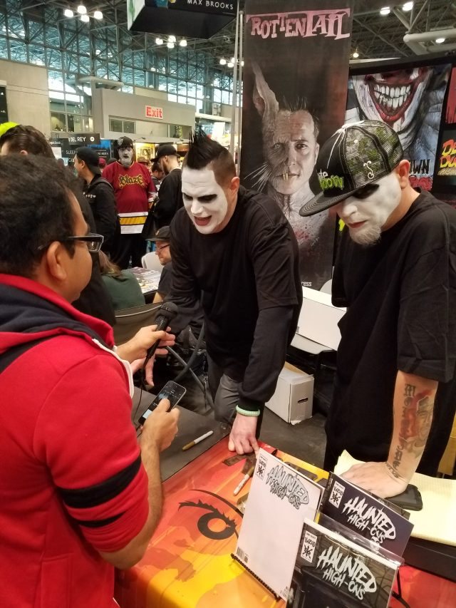 Twiztid, Haunted High-Ons