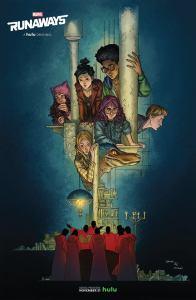 Marvel's Runaways Hulu, Hulu