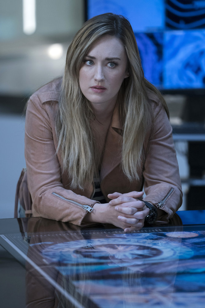 Ashley Johnson Martin Gero, Blindspot