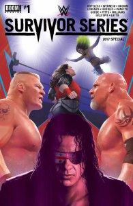 WWE Survivor Series 2017 Special, BOOM! Studios