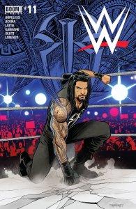 WWE #11, BOOM! Studios