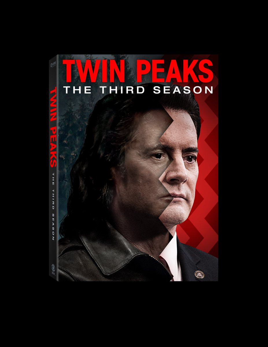 Twin Peaks DVD, A Limited Event Series, DVD