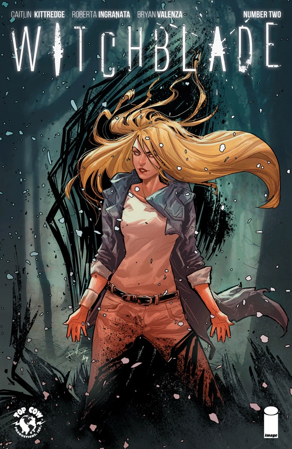 Witchblade #2,Image Comics