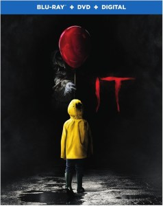 Stephen King It, Chapter 1, DVD,