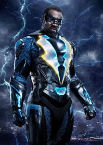 Black Lightning Episode 3, CW