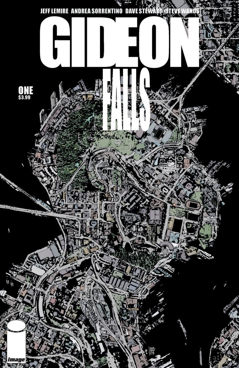 Gideon Falls #1, Image Comics