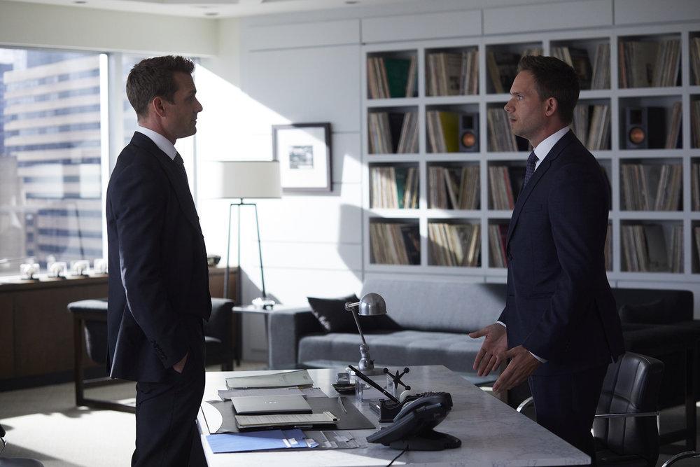 Suits Season 7 Episode 11,USA Network