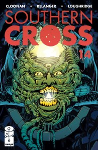 Southern Cross #14, Image Comics