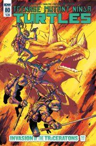 Teenage Mutant Ninja Turtles #80, IDW Publishing