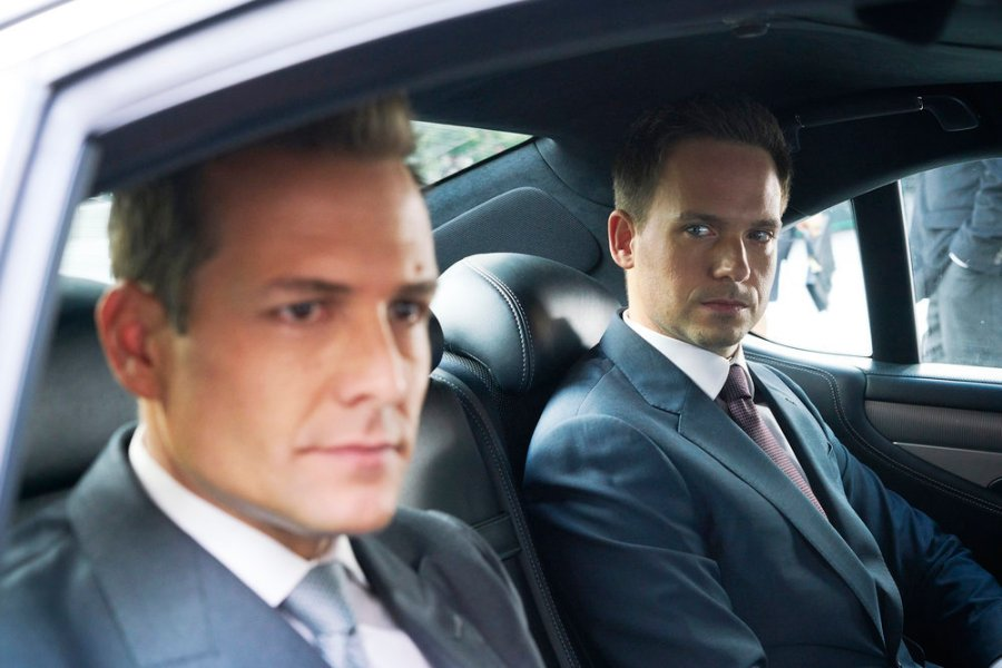 5 Reasons We Love Patrick J. Adams' 'Suits' Final Season Return!