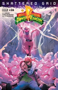 Power Rangers #26, BOOM! Studios