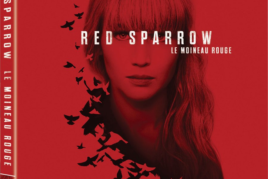5 Reasons To Get Jennifer Lawrence's 'Red Sparrow' DVD!