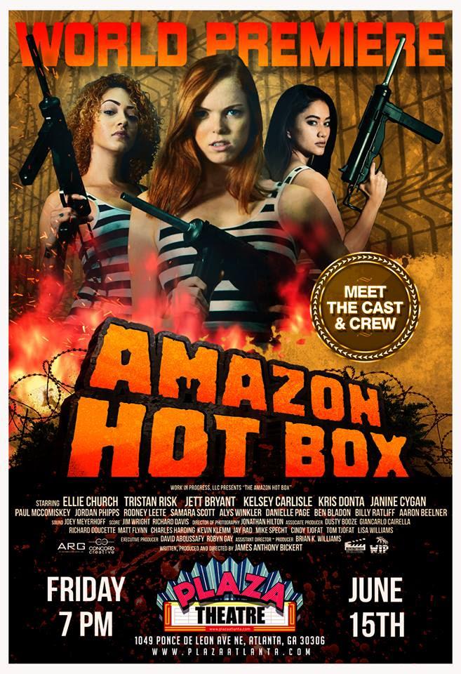 Amazon Hot Box World Premiere, WIP Productions