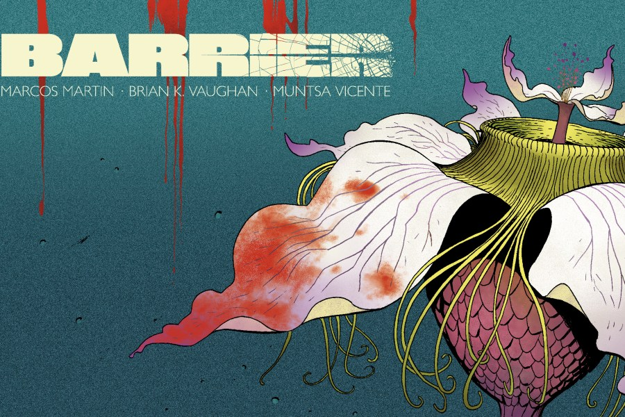 5 Reasons To Get 'Barrier' #4 (Image Comics)!