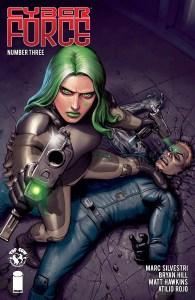 Cyber Force #3, Image Comics