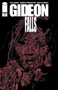 Gideon Falls #3, Image Comics