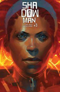 Shadowman #3, Valiant