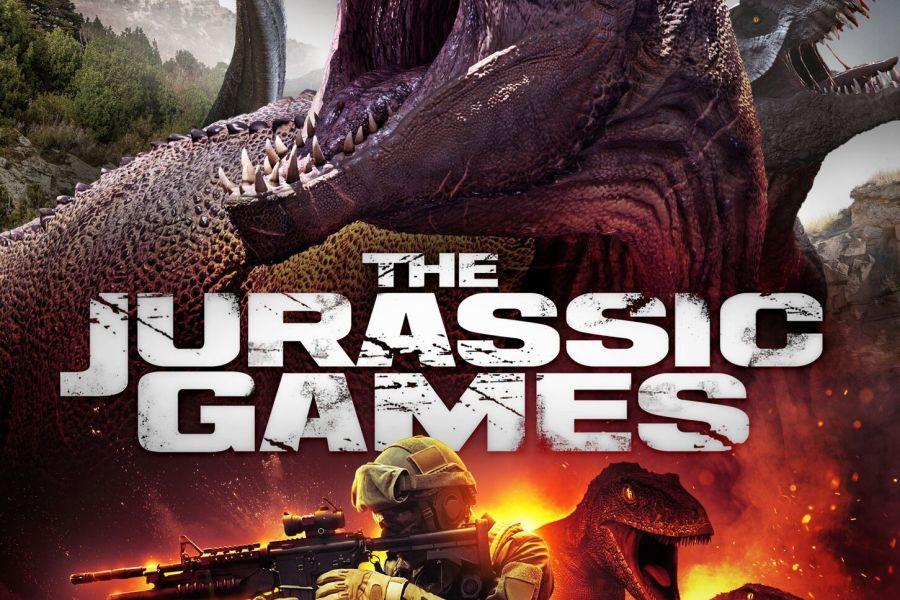 Interview: Actress Katie Burgess Talks 'The Jurassic Games!'
