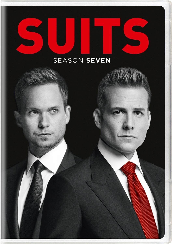 Suits Season 7 DVD, USA Network