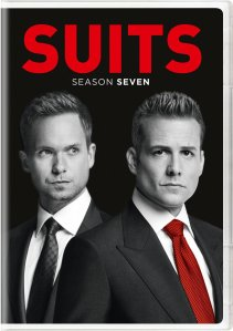 Suits Season 7 DVD, USA Network
