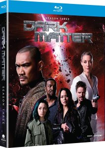Dark Matter :Season 3 DVD, Blu-Ray