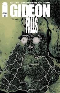 Gideon Falls #4, Image Comics