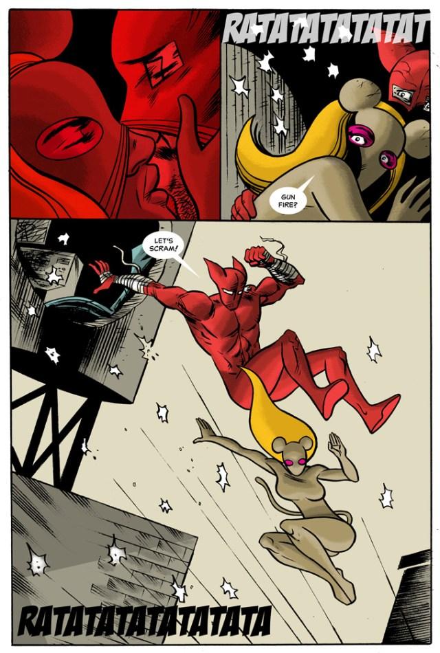 Red Hook, Image Comics