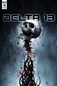 Delta 13 #4, IDW Publishing