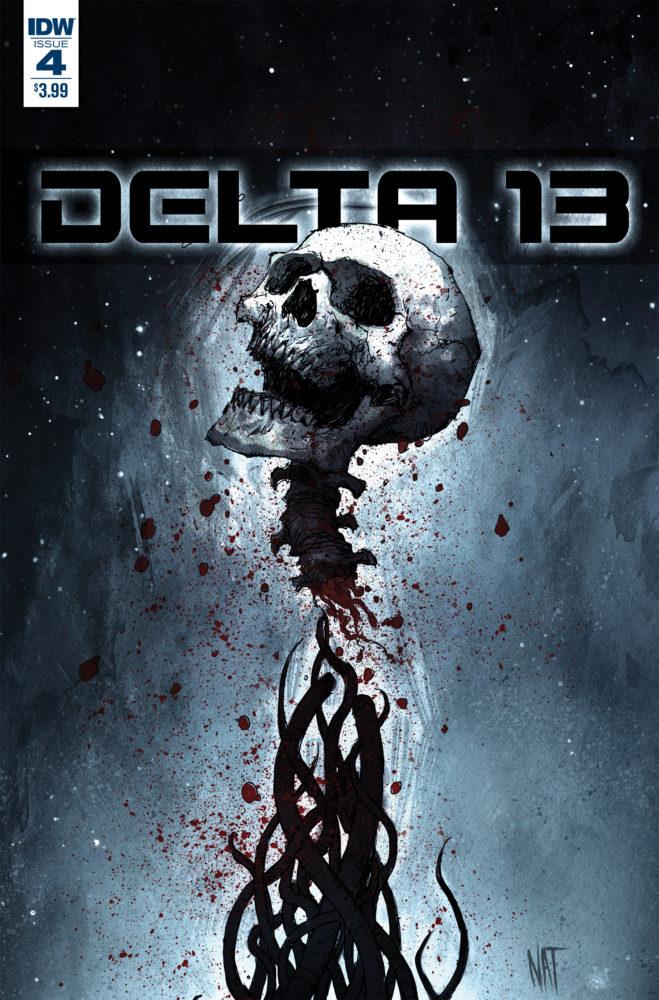 Delta 13 #4, IDW Publishing