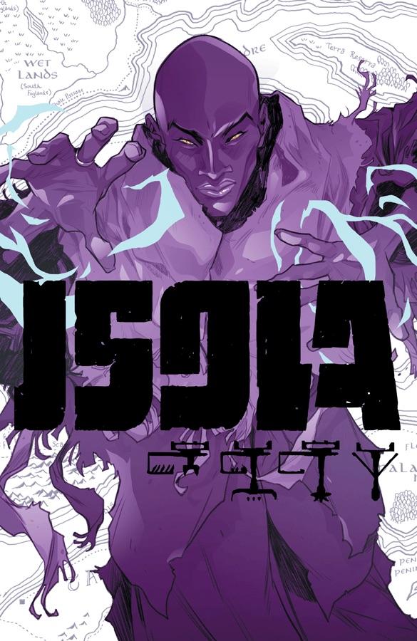 Isola #4, Image Comics